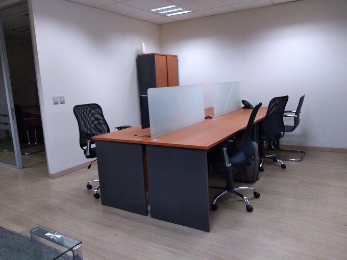 Area de trabajo compartida