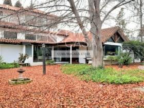 Venta propiedad usada / Casa / Las Condes