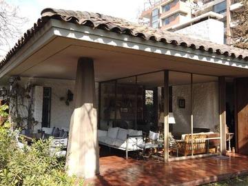 Venta propiedad usada / Casa / Vitacura
