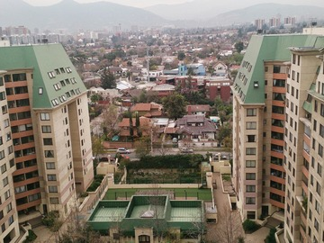 Venta propiedad usada / Departamento / Las Condes